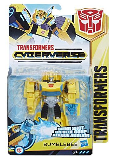Transformers Transformers Cyberverse Figür Bumblebee Renkli